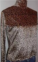 Leopard Western Horse Show Hobby Apparel Clothes Slinky - $38.00