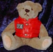 Gund Teddy Bear Save the Bears Bialosky 1982-4 Vintage - $24.99