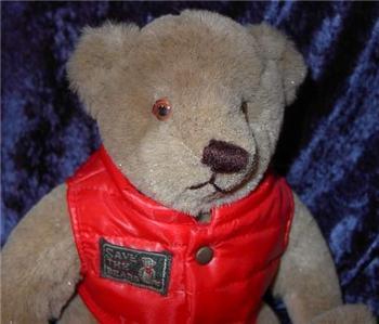 Gund Teddy Bear Save the Bears Bialosky 1982-4 Vintage