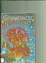 The Supernaturalist The Graphic Novel by Eoin Colfer  Disney Hyperion Books - $5.93