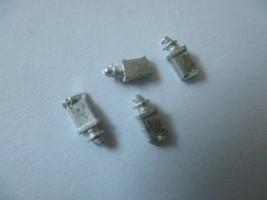 Details West # FF-149 Fuel Filter GE Hood Units 4 Pieces HO-Scale image 1