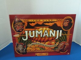 """Jumanji """"The Game"""" Board Game - By Cardinal - Complete - $14.95"""