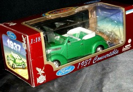 1937 Ford Convertible by Road Legends Collectibles  AA20-NC8178 Vintage Collecti