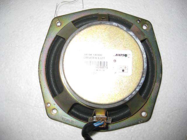 Nissan Maxima GLE 2000 Bose Drivers Door Speaker OEM