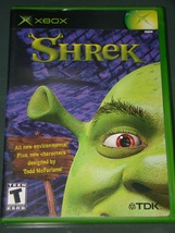 XBOX - SHREK (Complete with Instructions) - $8.00