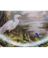 Framed Plate-TRANQUIL BEAUTY featuring Everglades National Park -Danbury... - $22.00