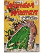 DC Wonder Woman #121 Diana Prince The Island Eater Mer-Boy Wonder Girl - $39.95