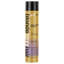Sexy Hair Blonde Sexy Hair Bright Blonde Shampoo 10.1 oz / 300 ml  - $20.67