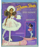 Ice Skating Doll on Ice Rink - African American - Poseable - $18.00