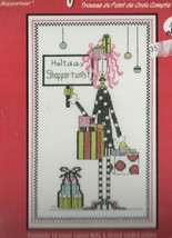 Janlynn Counted Cross Stitch Kit Dolly Mamas Christmas U Pick Santa Ho! ... - $11.99