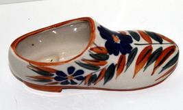 Vintage Hand Painted Decorative Dutch Shoe Occupied Japan - $12.00