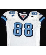 UNC Tarheel GAME USED WORN FOOTBALL JERSEY Sz 5... - $149.00