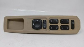 2004-2006 Cadillac Srx Driver Left Door Master Power Window Switch 48125 - $29.19