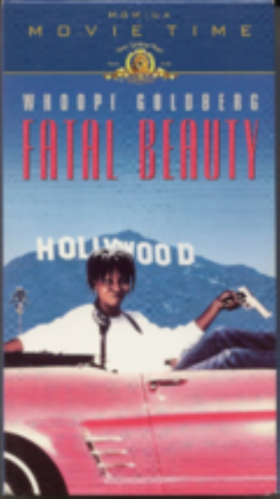 Fatal Beauty Vhs