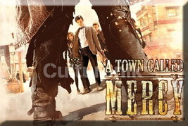 Doctor Who A Town Called Mercy Episode 2 x 3 Refrigerator Magnet NEW UNUSED - $3.95