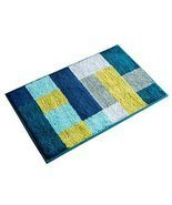 Absorbent Nonslip Doormat Durable Bathroom Entrance Mats Entry Mat, G - £16.74 GBP