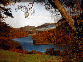 Loch Faskally, Perthshire (Dufex Foil Print #155441) - $4.99
