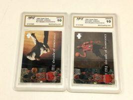 Lot of 5 Michael Jordan 1994 Upper Deck Cards ?Graded 10 Mint image 3