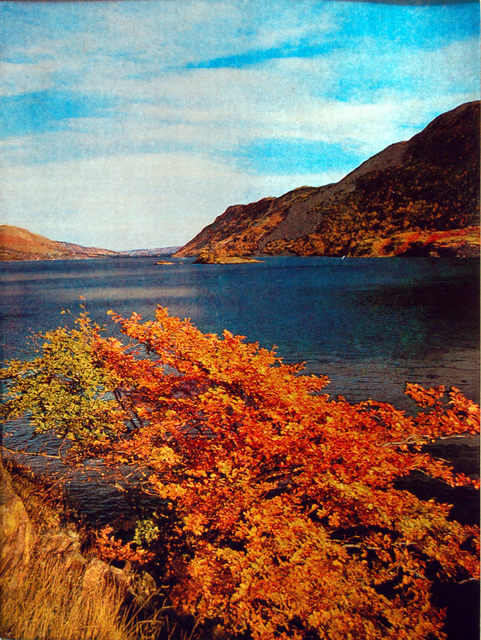 W9864m autumn   ullswater