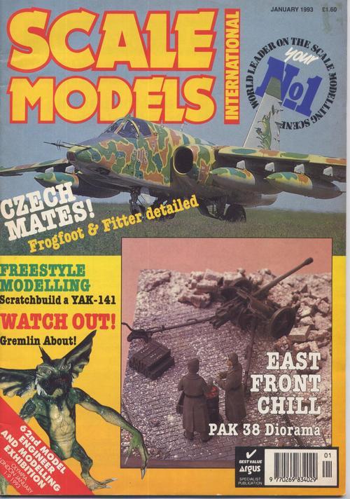 scale models international