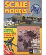 Scale Models International Jan 1993 Czech Mates Yak-14 Frogfoot & Fitter... - $7.95