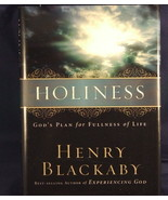 Holiness Henry Blackaby Bible Study Hb/Dj LikeNew - $2.00