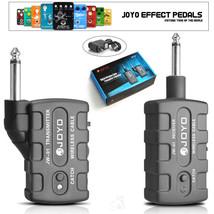 Digital Wireless Transmitter Receiver Blue Tooth JOYO JW-01 Rechargeable... - $89.75