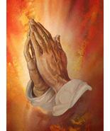 Praying Hands (Dufex Foil Print #155559) - $4.99