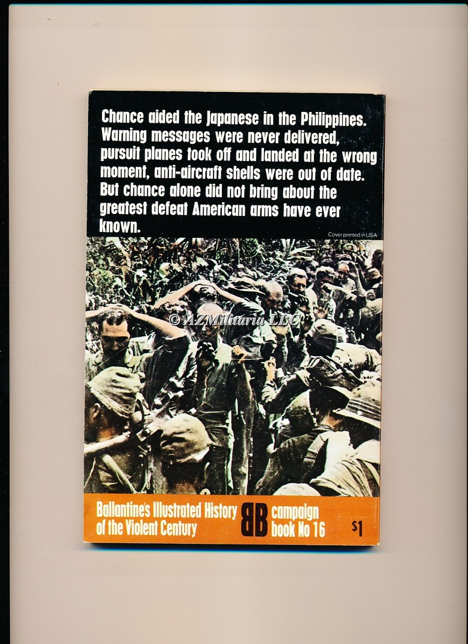 Fall of the Philippines (Campaign Book, No 16)