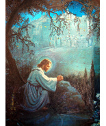 Christ in Gethsemane (Dufex Foil Print #152560) - $4.99