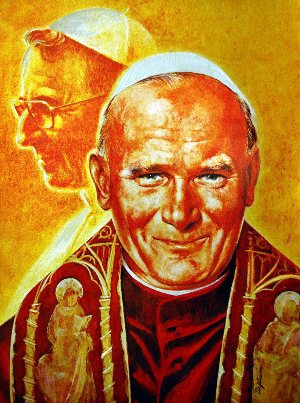 W6059m pope john paul
