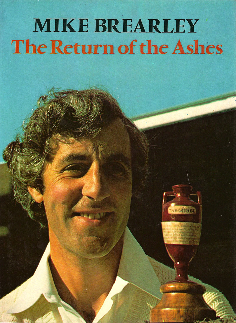Mike brearley cover