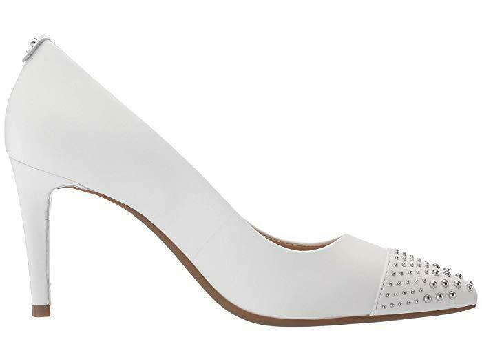 MICHAEL Michael Kors Dorothy Flex Mid Toe Cap White image 3