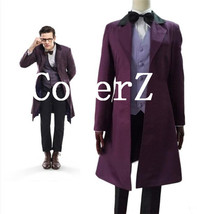 Doctor Who Peter Capaldi Long Cosplay Costume - $125.00