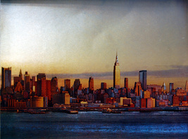 New York Skyline (Dufex Foil Print #152605) - $4.99