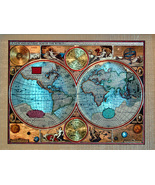 Globe (New World) (Dufex Foil Print #155466) - $4.99