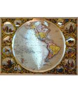 Globe - Western Hemisphere (Dufex Foil Print #152533) - $4.99