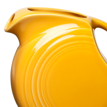 Fiesta Small Disc Pitcher 28 oz. Marigold  - $125.00