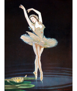 Ballerina - The Dying Swan (Dufex Foil Print #158845) - $4.99