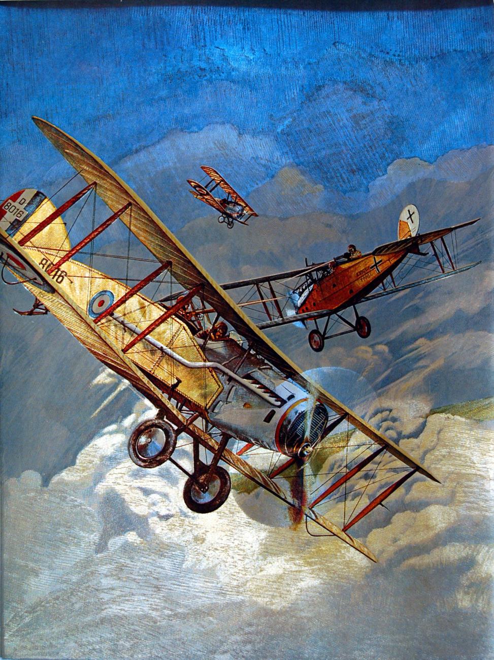 156050 three bi planes