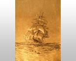 155347 sailing ship   gold vertical thumb155 crop