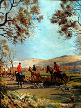 Returning Home (Hunting) (Dufex Foil Print #W6042M) - $4.99