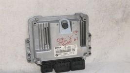 07-13 Mini Cooper-S R55 R56 R57 A/T 1.6L Engine Computer ECU DME 764110301 image 1