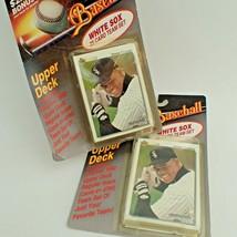 2 Vtg Unopened Chicago White Sox Team Set Lot 1992 Upper Deck UD Baseball Cards - $11.85