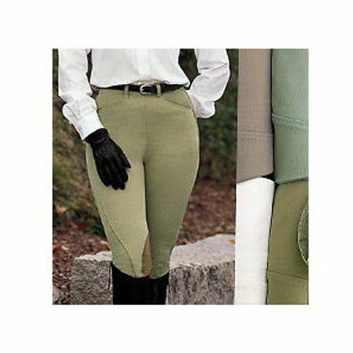 Tailored Sportsman Ladies Supreme Hunter Riding Breeches Size 36 Reg White NEW!