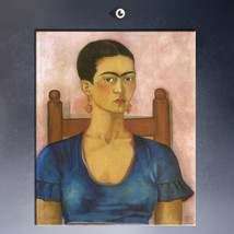 """Frida Kahlo """"Self-portrait,1930"""" HD print on canvas large wall picture 3... - $27.71"""