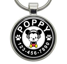 Dog Tag - Mickey Mouse (Disney) - Dog ID Tag, Cat ID Tags, Pet ID Tags, ... - $19.99