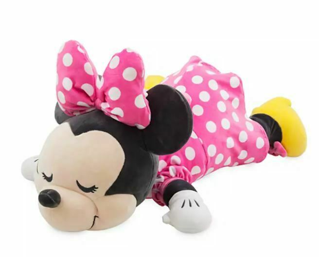 DIsney's Minnie Mouse Cuddleez Plush  Large  23''  latest -new with tags -store