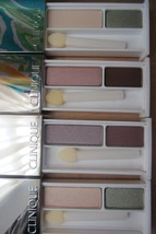 New Clinique Colour Surge Eyeshadow Duo choose your shade - $10.88+