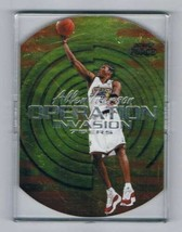1999-00 Force Operation Invasion #OI8 Allen Iverson NM-MT  - $17.81
